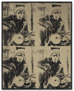 Andy Warhol (1928-1987) Four Marlons 1966 - in  the region of $60 million. Courtesy Christie's Images Ltd., 2014