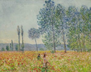 Claude Monet Sous les Peupliers