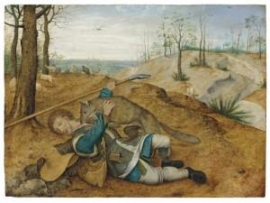 Pieter Breughel the Younger - The Good Shepherd