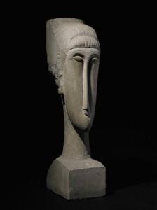 Amedeo Modigliani's Totemic Goddess TÊTE