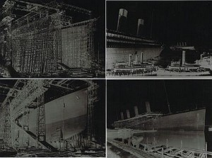 Titanic in Belfast at Whyte's auction.