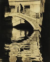 Alvin Langdon Coburn 'Shadows And Reflections, Venice'