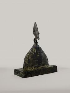 Alberto Giacometti Buste de Diego (Aménophis) ($6-8 million