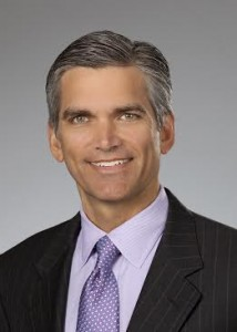 Tad Smith, new ceo at Sotheby's.