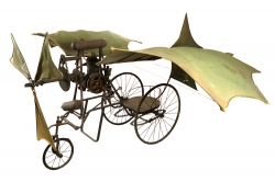 An early 20th century flying machine (3,000-5,000)