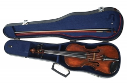 This Italian violin of the Milan school, estimated at 4,000-6,000, sold for 9,400