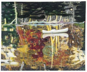 Peter Doig - Swamped ($20-30 million).