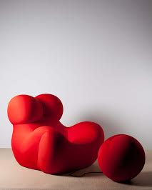 Donna - UP5 and UP6 by Gaetano Pesce for B + B Italia