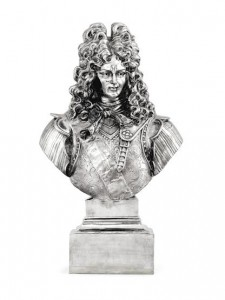 Jeff Koons (born 1955) - Louis XIV ($10-15 million)  © Christie's Images Limited 2015