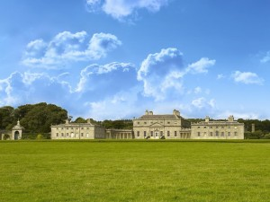Russborough House.