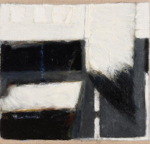 John Shinnors (b.1950) - Overloop, June (2003)