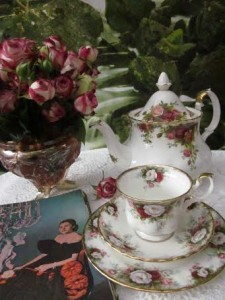 An example of what is popular at the Vintage Fair.