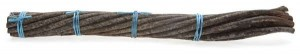 A section of the direction United States transatlantic  telegraphic cable 1874 (500-800).