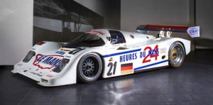 1990-93 Porsche Type 962 C Endurance Racing Competition Coupe