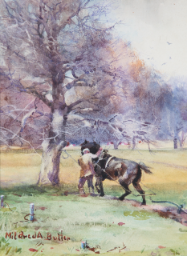 Mildred Anne Butler - The Ploughman - sold for £2,750.