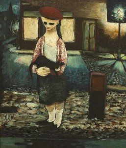 Daniel O'Neill (1920-1974) INDECISION, c.1950  (20,000-30,000).