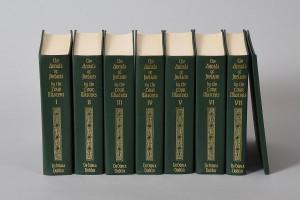 Annals of the Kingdom of Ireland - The Four Masters, De Burca Rare Books, Dublin 1990 (400-600).