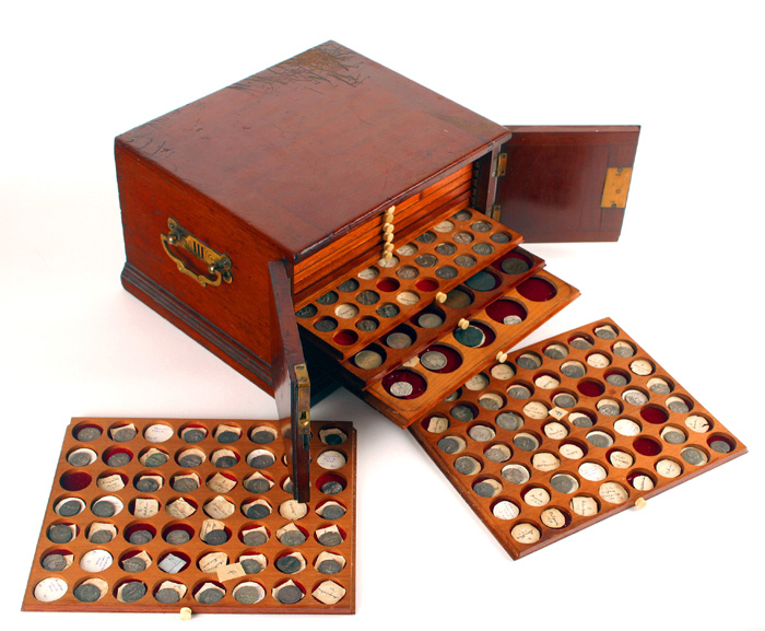 Coin Collection For Sale >> Coin Collection A Hit At Whyte S Eclectic Collector Sale