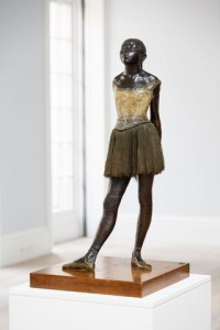 Petite danseuse by Edgar Degas sold for a record of £15.8 million.