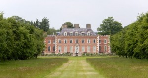 St Giles House from Great Avenue (copyright Philip Hughes)