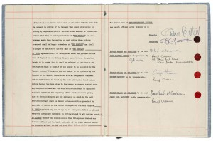 beatles contract 2