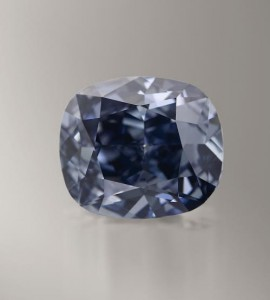 THE BLUE MOON DIAMOND.