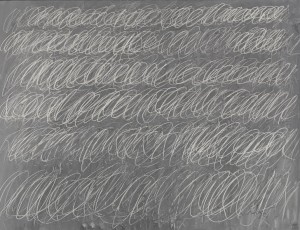 Cy Twombly - Untitled, 1968 [New York City]