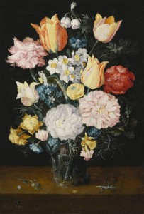 Jan Breughel the Younger, Still Life of flowers