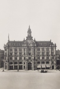 The Bernheimer Palace, c 1900.