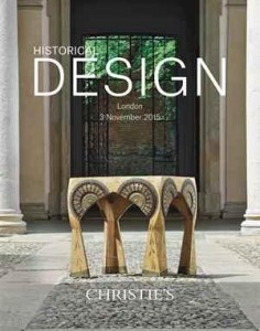Design at Christie's.