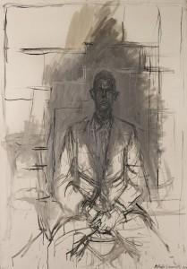 Alberto Giacometti - James Lord ($22-30 mllion)