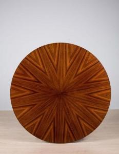 An Italian rosewood circular centre table (1,500-2,500)