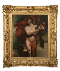The Standard Bearer by Daniel Maclise (1806-1870) (5,000-7,000)