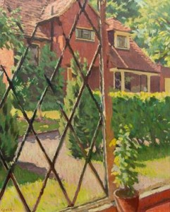 William John Leech RHA ROI (1881 - 1968) The House Opposite (10,000-15,000).