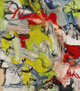 de Kooning, Untitled XXI