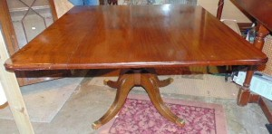This 19th century snap top breakfast table is at Cork Auction Rooms (400-600).