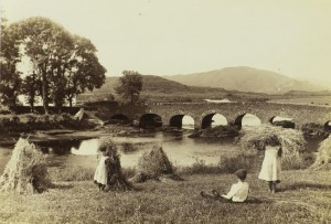 The bridge at Inchigeelagh.