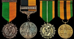 The medals of Bridget Connolly of Cumann na mBan sold at Spink in New York.