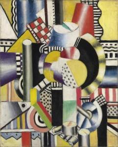 Fernand Léger (1881-1955) Le moteur (£4-6 million).
