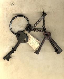 The GPO keys.