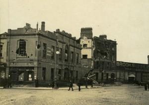 Liberty Hall. May 1916.