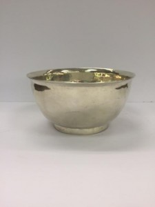 The Kinsale Silver bowl