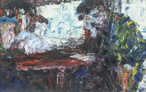 Man Reading by Jack Butler Yeats (1871-1947) - (60,000-90,000).