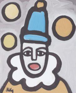 Markey Robinson - Clown Juggling (800-1,000)
