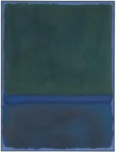 Mark Rothko (1903-1970) No. 17 (c) 1998 Kate Rothko Prizel & Christopher Rothko / Artists Rights Society (ARS), New York Courtesy Christie's Images Ltd., 2016