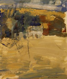 Basil Blackshaw (1932-2016) Farmhouse
