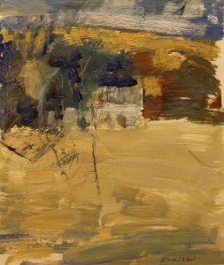 Basil Blackshaw (1932-2016) Farmhouse