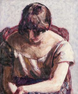 Roderic O'Conor (1860 - 1940) Seated Woman (15,000-25,000)