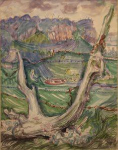 Alicia Boyle 1908-1997 ROISIN ISLAND, BURTONPORT (300-500)