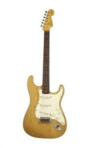 1963 Fender Stratocaster (£8,000-12,000)